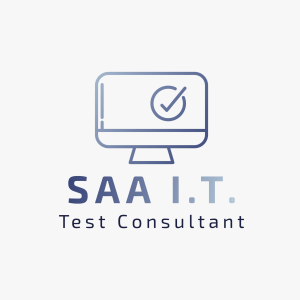 SAA IT Test logo