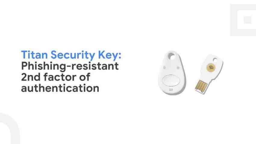 لأول مرة جوجل تبدأ بيع مفاتيح تيتان للحماية من الإختراق 2