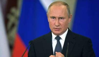 بوتين يعزي العاهل الأردني في ضحايا السيول