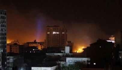 عدوان إسرائيلي يقتل فلسطيني
