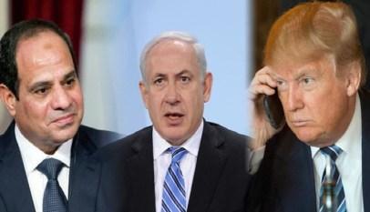 نتانياهو والسيسي طلبا من ترامب دعم بن سلمان