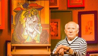 مواطنين هولنديين سرقوا لوحة بـ ( 91 مليون دولار) لبيكاسو