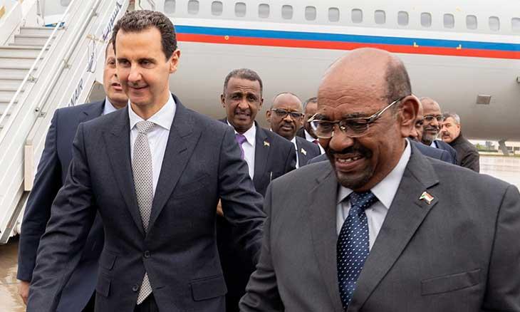 باتت سياسة السودان الخارجية مناورة بين متناقضات ومحاور إقليمية ودولية