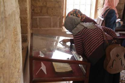 جولة تعريفية بالمواقع الأثرية في قطاع غزة 3