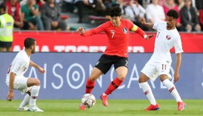 قطر تصعد لقبل نهائي كاس اسيا بعد تجاوز كوريا الجنوبية بهدف 1