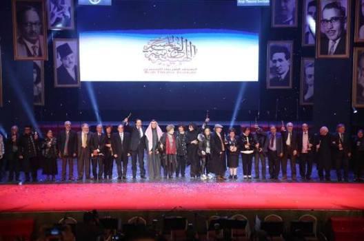 مهرجان المسرح العربى بالقاهرة وإفتتاح عالمى 3