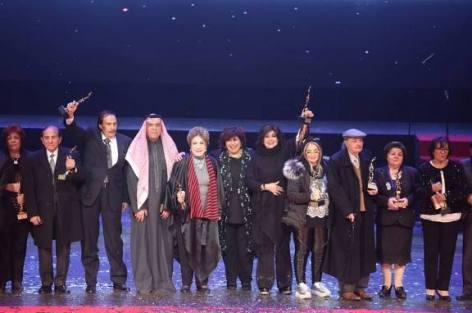 مهرجان المسرح العربى بالقاهرة وإفتتاح عالمى 5