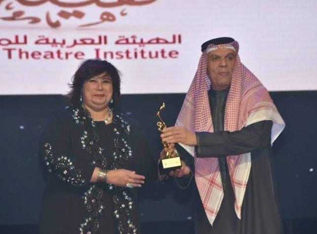 مهرجان المسرح العربى بالقاهرة وإفتتاح عالمى