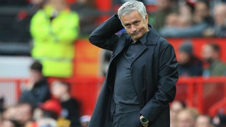 مورينيو يرحب بعودته الى ريال مدريد