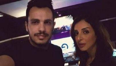 زواج الفنانة انغام من الموزع احمد ابراهيم