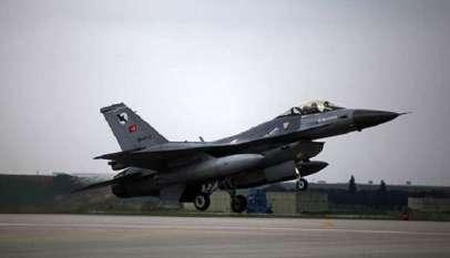 مقاتلات تركية تقصف شمالي العراق