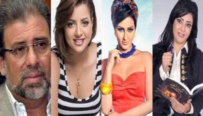 ألف فضيحة جنسية وفضيحة خالد يوسف يعلق من جديد