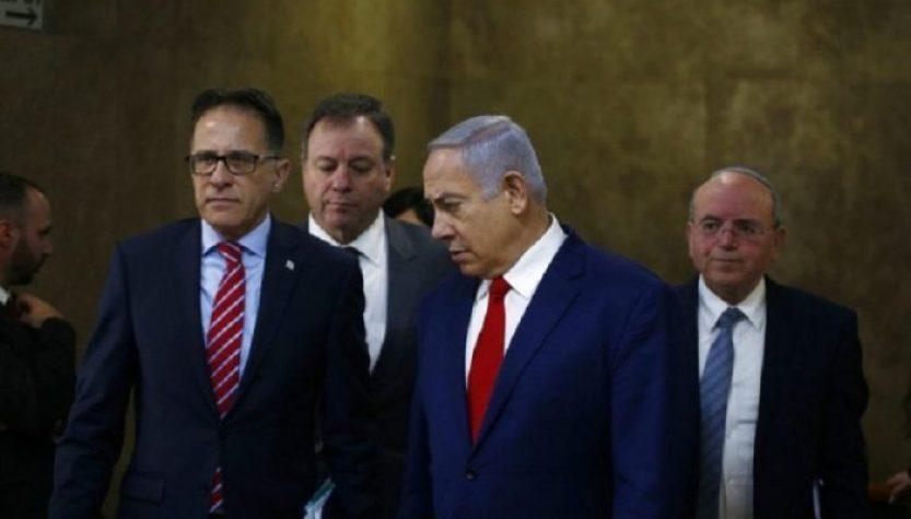 نتنياهو يعقد تحالف بغيض مع الشيطان لإنقاذ مسيرته السياسية 1
