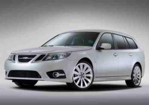 Novo Saab 9-3 Griffin sportswear