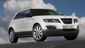 El nuevo Saab 9-4X
