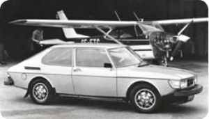 Saab 99 Friction Tester
