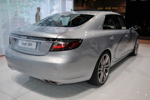 Hirsch Performance Saab 9-5