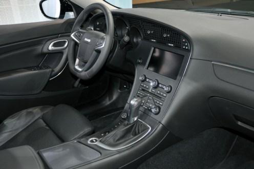 Hirsch Performance Saab 9-5 Innenraum