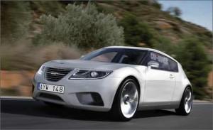 Det kan se ut så här: Saab 9-2 för 2014
