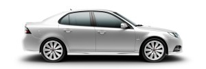 Saab 9-3 Griffin, Diamantsilber metallic