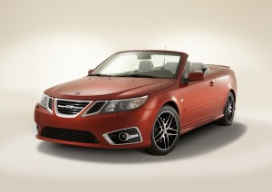 """366 Exemplare weltweit, Saab Cabriolet """"Independence Day"""" Edition"""