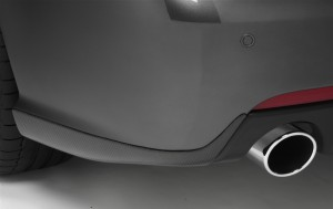 In dettaglio: Saab 9-3 Deer Performance Carbon Body Kit, soglia