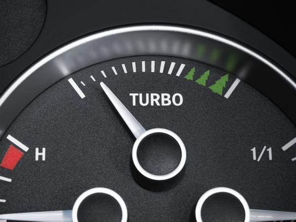 Condução Saab BioPower E85