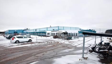 ZF Chassis Systems, neuer Standort in Trollhättan