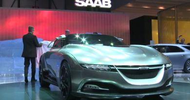 Video de Saab: Jason Castriota en el concepto Saab PhoeniX