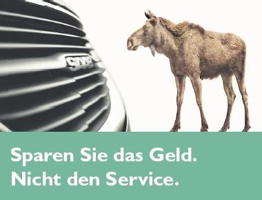 Saab Autohaus Frankfurt - Spezial Angebote für Fahrer älterer Saab.