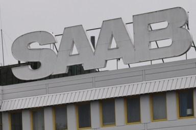 Saab planta Trollhättan