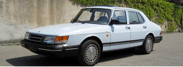 Saab 900i - im Neuzustand
