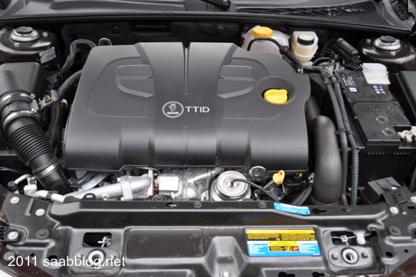 Starker Saab Umweltdiesel: 400 NM, 180 PS, Bi-Turbo
