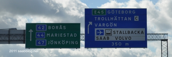 Saab, ¿a dónde va el viaje?