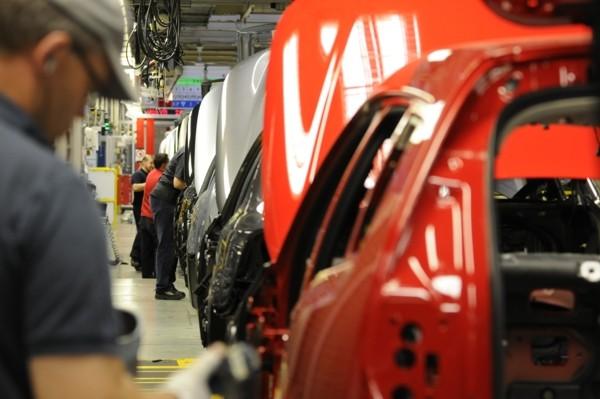 Saabproduktion 27.05.11