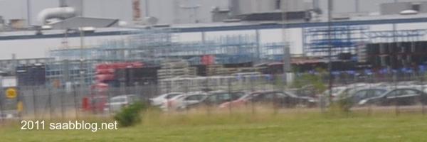 Saab Werk Trollhättan