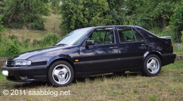 Saab 9000, ano 1998