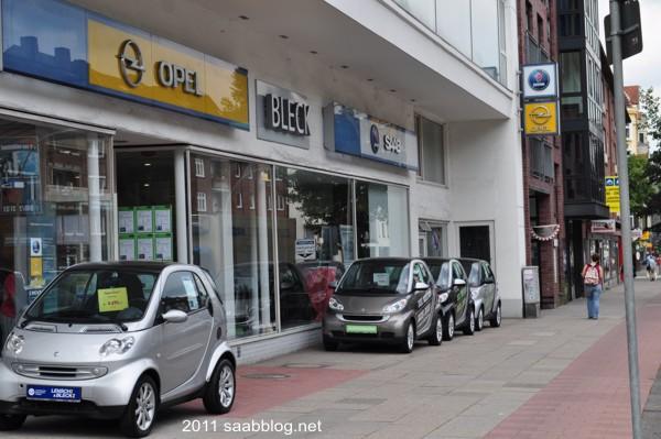 Lensch & Bleck, vår rekommendation att köpa Saab