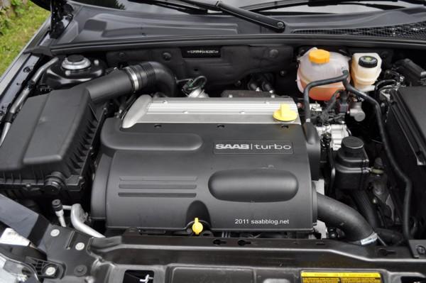 Saab 9-3 Sportkombi, 1.8t Softturbo