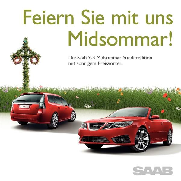 Saab Midsommar specialmodeller