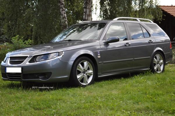 "Saab 9-5 2.3t Vector Biopower ""Anniversary"""