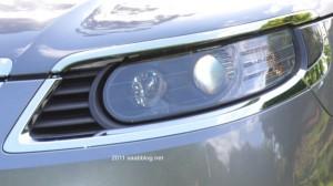 """Scheinwerfer Saab 9-5 """"Anniversary"""""""