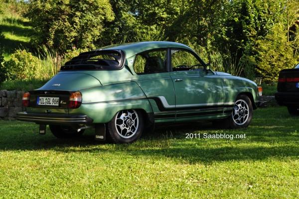 Saab 96 GL ano 1980