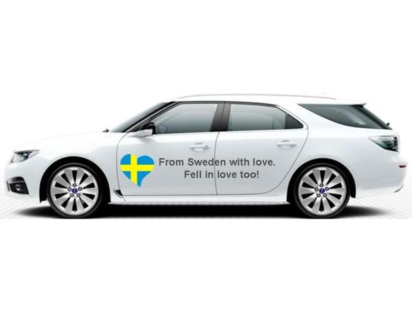 """Propuesto por Tom, """"De Suecia con amor"""""""