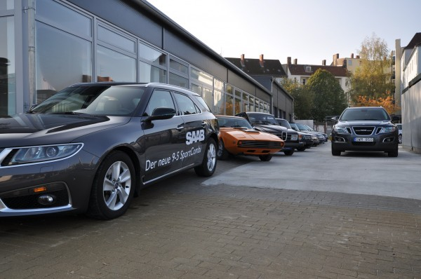Lafrentz: Saab Service Partner in Kiel seit 1977