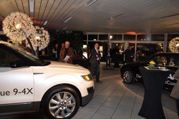 Saab 9-5 Sportkombi und Saab 9-4x sind enthüllt !