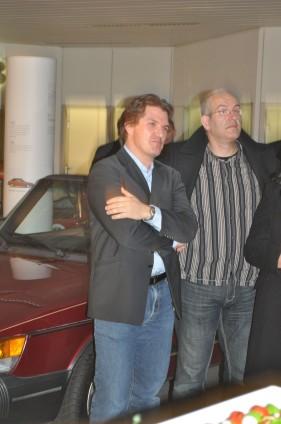 Saab fan Mark Wegewitz misstänker något ...