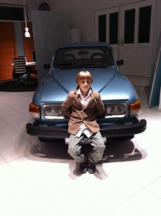 Saab Tradition, die nächste Generation: Lars Henrik Muckelbauer