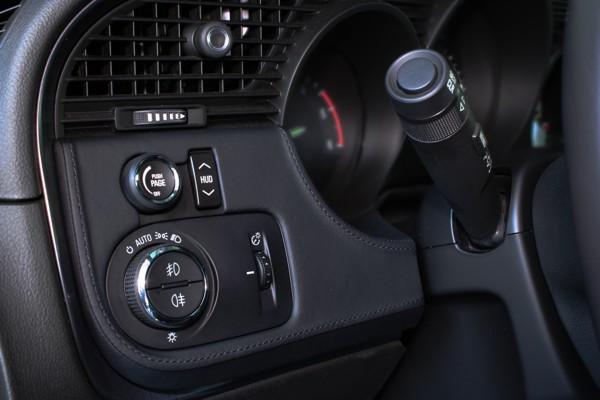 Deer Performance Interior Saab 9-5