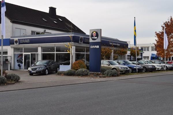 Saab centrum Mainz